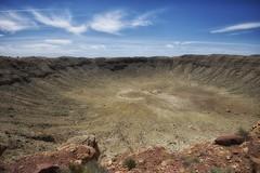 Meteor Crater, Arizona. (Andrea Di Castro) Tags: arizona usa nature landscape route66 d800 motherroad