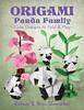 Origami Panda Family !!!