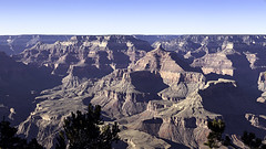 0246740-60-The Beautiful Grand Canyon-13 (Jim,I find your lack of faith disturbing) Tags: travel arizona sky southwest tree tourism beautiful america landscape tour earth grandcanyon sightseeing american southrim besttravel ilobsterit