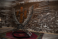 Guns of the Albanian independence struggle