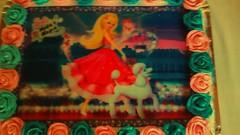 (dreamdreamerdreams) Tags: party cake barbie barbiecake fashionfairytale