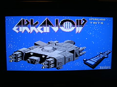 C64 nostalgia (sebilden) Tags: game vintage commodore c64 arkanoid breakout homecomputer sebilden