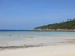 Siam beach / Bay at low tide (ClemsonWendi) Tags: thailand rayaisland rochaisland