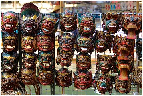 Лики демонов | Thailand