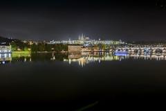 L1030781 Night view Prague (idunavision) Tags: leica night cityscape prague illumination prag praha beleuchtung nachtaufnahmen