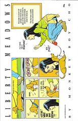 Liberty Meadows 35 Back Cover (zigwaffle) Tags: animals oscar humor comicbook brandy imagecomics frankcho libertymeadows