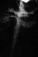Breitachklamm 2 (donlunzo16) Tags: people bw white 3 black mountains film water stone wall river lens bavaria waterfall drops nikon df long exposure raw nef natur x pack filter nd walls nikkor 58mm vignette afs oberstdorf f114 breitachklamm vsco d