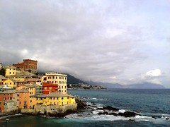 (Mikden *) Tags: old italy town liguria genova boccadasse
