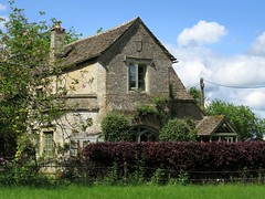 Coln St. Aldwyns (gerben more) Tags: uk england house building cottage cotswolds
