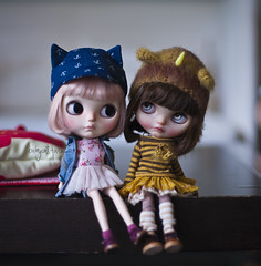"""""""I can't believe what you are telling me Hiro? Are you sure? (_babycatface_) Tags: cute toy doll cutiepie blythe custom takara blythedoll dollphotography customblythe customdoll toyphotography blythecustom takaradoll vainilladolly babycatfacedollies babycatface"""