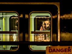 Danger (Photo Alan) Tags: street leica windows people canada color vancouver danger train subway streetphotography m leicam leicasummiluxm90mmf25