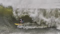 Surfing Burleigh #346 (BAN - photography) Tags: ocean sea surf wave surfing surfboard boardshorts breaker d500 burleighheads