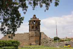 South-East watch tower in Zenana enclosure, Hampi (Trayaan) Tags: travel india monument worldheritagesite historical karnataka hampi vijayanagar incredibleindia vijayanagara vijayanagarastyle indianhistoricalarchitecture karnataempire vijayanagaratemplearchitecture vijayanagaratemplearchitectur