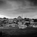 Süleymaniye and Beyazıt tower