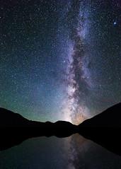 Rocky Mountain High (John Haggart) Tags: sky night rockies colorado ngc astrophotography milkyway astrometrydotnet:status=failed astrometrydotnet:id=nova1560359
