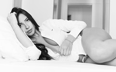 Carol Archanjo (De Santis) Tags: brasil brazilian brazil girl woman mulher moça hot beauty beleza sexy lady morena santos sp retrato sensual ensaio brasileira fernandodesantis nikon d7100 35mm trip revistatu model modelo