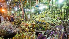 Traditional lanterns everywhere (Kodak Agfa) Tags: egypt ramadan ramadan2016 lanterns ramadanlanterns markets sayidazeinab cairo islamiccairo citizenjournalism mideast middleeast northafrica africa mena