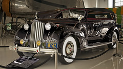 1939 Packard Twelve Model 1708 Sport Phaeton by Derham (Pat Durkin OC) Tags: black whitewalls twelve derham sportphaeton 1939packard