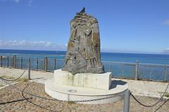 Castellammare del Golfo: Monumento ai dispersi vittime del mare (costagar51) Tags: italy italia mare sicily sicilia trapani storia castellammaredelgolfo anticando
