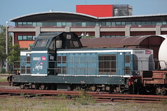 Alstom 66061 - BB 666061 / Dunkerque (jObiwannn) Tags: train locomotive infra sncf ferroviaire