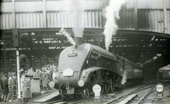 img609 (OldRailPics) Tags: edinburgh steam kingfisher british locomotive railways waverley 60024