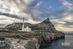 Mezquita de Gibraltar (miguel68) Tags: mosque gibraltar rockofgibraltar laroca estrechodegibraltar puntaeuropa pendegibraltar mezquitaibrahimalibrahim