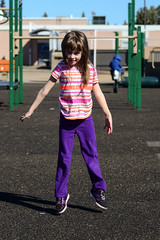 Jumping Jacks (Vegan Butterfly) Tags: park playground kids children outside jump jumping child action outdoor floating midair jacks homeschool homeschooling