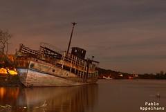 CSC_3513ed (Pablo Appelhans) Tags: longexposure nightphotography night barco abandonado largaexposicion