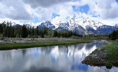 GTY_0577 (Kerri M.) Tags: wyoming grandtetonnationalpark schwabacherlanding nationalparks tetons tetonrange grandteton landscape mountain