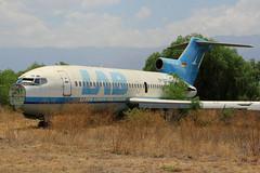 CP-1223 | Boeing 727-78 | LAB - Lloyd Areo Boliviano (cv880m) Tags: cochabamba jorgewilstermann bolivia cbb cp1223 boeing 727 727100 72778 lab lloydareoboliviano trijet