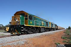 15 August 2010 ZB2129 ZB2125 Bowgada (RailWA) Tags: spur midwest south geraldton railwa zb2125 bowgada philmellingzb2129