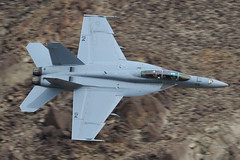 """Boeing F/A-18F Super Hornet of VFA-122 """"Flying Eagles"""" from NAS Lemoore (Norman Graf) Tags: california plane airplane flying fighter aircraft attack jet hornet boeing f18 usn eagles fa18 navalaviation unitedstatesnavy rainbowcanyon deathvalleynationalpark superhornet fa18f vfa122 flyingeagles f18f naslemoore strikefightersquadron122 nj174 starwarscanyon jeditransition 168489"""