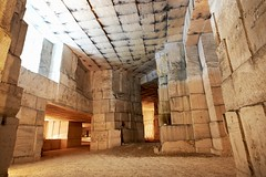 Carriere souterraine Aubigny. (Office de Tourisme Portes de Puisaye-Forterre) Tags: burgundy bourgogne tourisme bourg yonne puisaye forterre bourgognebuissonire