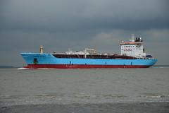 Maersk Elliot (DST_9492) (larry_antwerp) Tags: port ship belgium belgi vessel antwerp schelde  antwerpen tanker  schip   maersk                            maerskelliot         9274678