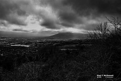 Between nature and man (Paul T McDowell Photography) Tags: camera people mountain colour weather digital season lens landscape spring day image time cloudy unitedkingdom outdoor year places belfast northernireland countyantrim cavehill 2016 canoneos5dmarkii canonef35mmf2isusm paultmcdowell