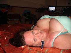 105 (teddyvial) Tags: sexy boobs mature giantess