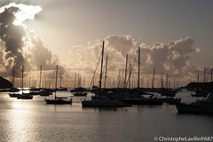 _MG_7859.jpg (laville.christophe) Tags: mer bateau paysage nouvellecaldonie couchdesoleil nouma