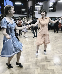 DSCF1051 (Jazzy Lemon) Tags: party summer england music english fashion vintage dance university durham dancing britain live band style swing retro charleston british balboa lindyhop swingdancing decadence 30s 40s 20s 18mm subculture jazzylemon aidans swungeight swingst fujifilmxt1 march2016 vamossocial ritesofswing duss collegedurham