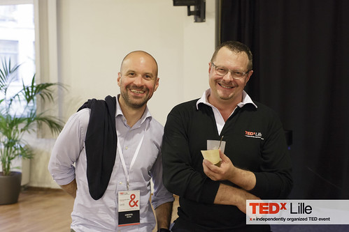 "TEDxLille 2016 • <a style=""font-size:0.8em;"" href=""http://www.flickr.com/photos/119477527@N03/27620360231/"" target=""_blank"">View on Flickr</a>"
