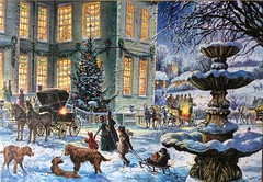 A Stately Christmas II - Wentworth - 250 Teile (.Francine) Tags: winter weihnachten puzzle holz