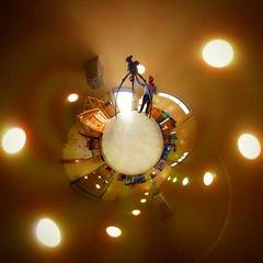 Life is like videography- find the best angle in the room and use it as frequently as possible  (LIFE in 360) Tags: square 360 virtualreality squareformat spherical 360view theta stereographic thetas photosphere tinyplanet tinyplanets 360panorama panorama360 littleplanet smallplanet 360camera 360photo 360photography 360video iphoneography instagramapp uploaded:by=instagram 360cam tinyplanetbuff tinyplanetfx tinyplanetspro ricohtheta theta360 rollworld livingplanetapp rollworldapp ricohtheta360 ricohthetas lifein360