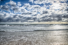Stormy Sea 2_2415 (Manni750) Tags: winter sea sky seascape cold beach clouds waves windy stormy sellicks