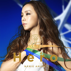 Hero_cover_CD only (Namie Amuro Live ) Tags: namie amuro hero singlecover  cdonly