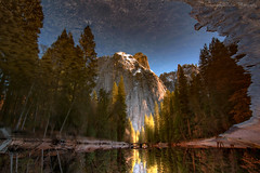 Merced in Watercolor (Stephanie Sinclair) Tags: california reflection river yosemite yosemitenationalpark mercedriver stephaniesinclairphotography findyourpark