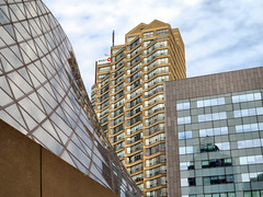 Toronto Architecture (duaneschermerhorn) Tags: sky toronto ontario canada glass architecture modern concrete contemporary architect modernarchitecture contemporaryarchitecture glassfacade glasscladding