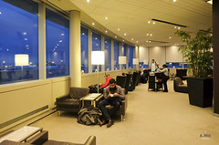 Seats by the window (A. Wee) Tags: toronto canada airport lounge mapleleaf yyz aircanada