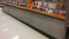 Shelf Blocker (Retail Retell) Tags: horn lake ms target retail desoto county 90s wavy neon t1169 p97 décor store