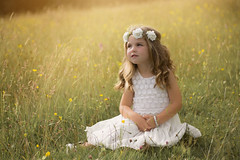 Skye (windermere images) Tags: flowers summer sun love girl june wales pretty child princess meadow sunny feilds
