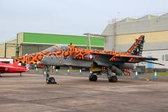 SEPECAT Jaguar GR.3A XX119 (NTG's pictures) Tags: raf cosford air show 2016 sepecat jaguar gr3a xx119 spotty jag rafm royal force museum