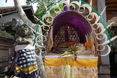 DSC00206 (Peripatete) Tags: family bali nature festival fruit prayer religion ceremony hindu ubud offerings galungan penjor